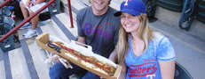 The most baller ballpark foods