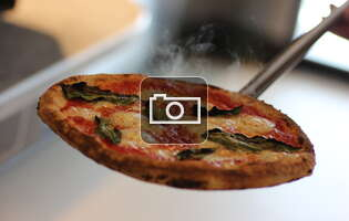 The Frasca team needs ONLY 120 SECONDS to make your next pizza