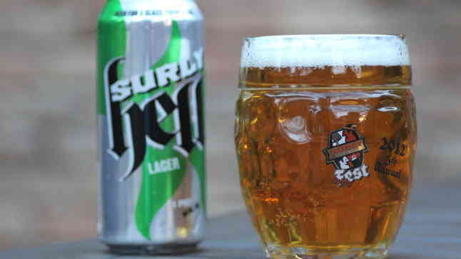Surly Hell beer