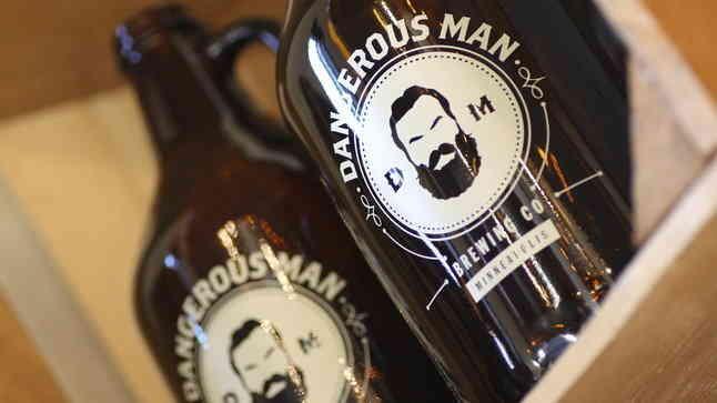 Dangerous Man beers