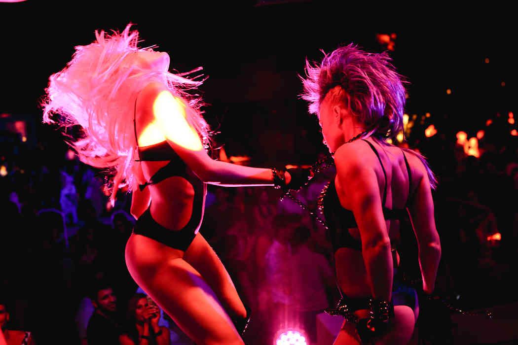 Light -- Cirque Performer