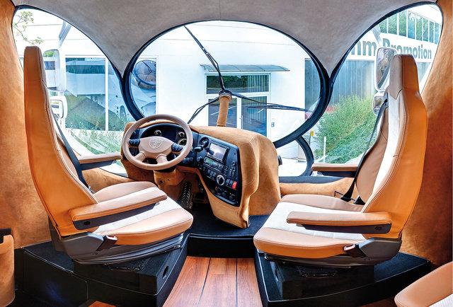 luxury rv the world 39 s most expensive rv thrillist. Black Bedroom Furniture Sets. Home Design Ideas