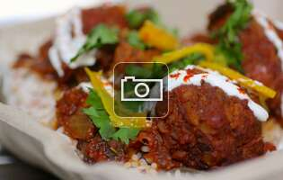 Fez on Wheels: Meatballs and super-spicy soda from the Near East
