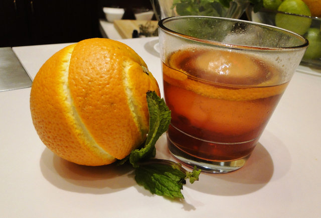 A Manhattan at the Chestnut Hill Showcase SuperLux-This movie theater just became your new go-to bar