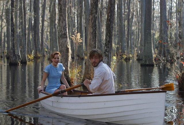 Scene from The Notebook with Ryan Gosling and Rachel McAdams-This movie theater just became your new go-to bar