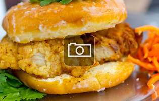 People's Food Truck: If you eat this donut chicken sandwich, you will save the world