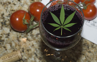 Weed wine: it exists