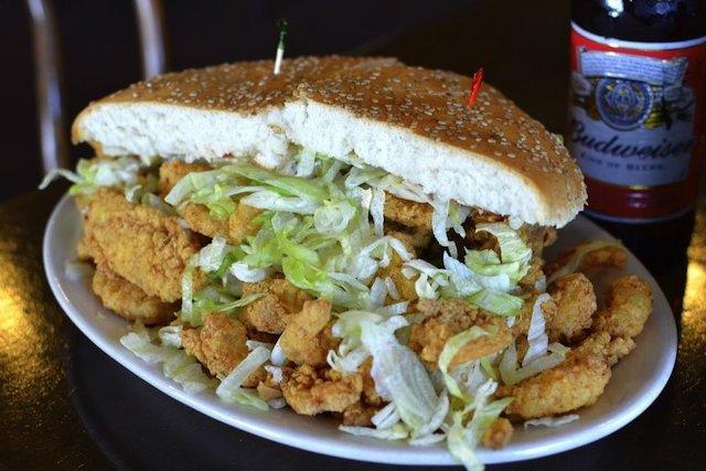 Muffuletta Sandwich - Five Best Muffulettas in New Orleans - Thrillist ...