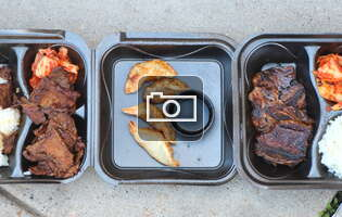 Glory of glories, the Twin Cities finally have a Korean BBQ food truck