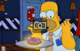 Europe is giving Homer Simpson his own