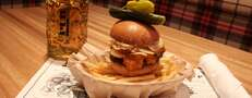 Michael Mina wants to serve you a cheeseburger with peanut butter on it