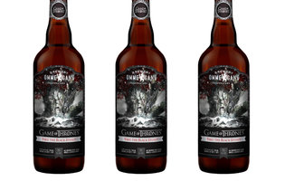 All hail Ommegang's next Game of Thrones beer: Take the Black Stout