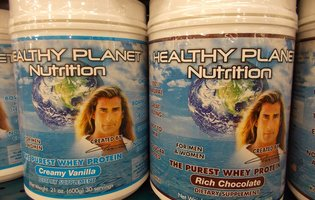 Fabio is literally picking up men in Whole Foods to promote his protein powder