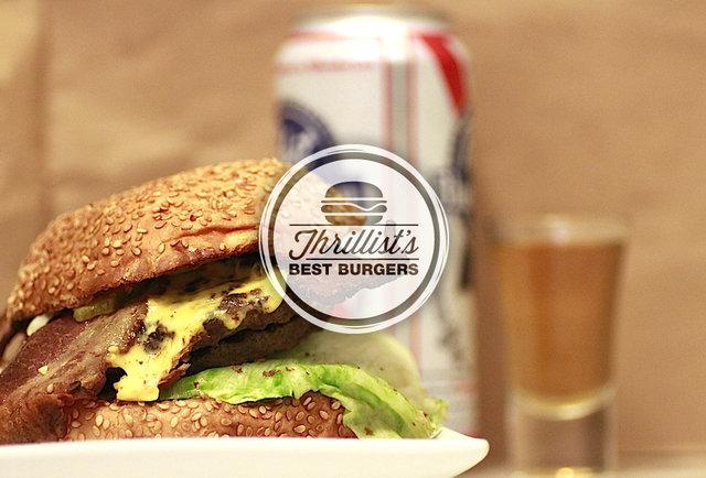 Thrillist's Best Burgers