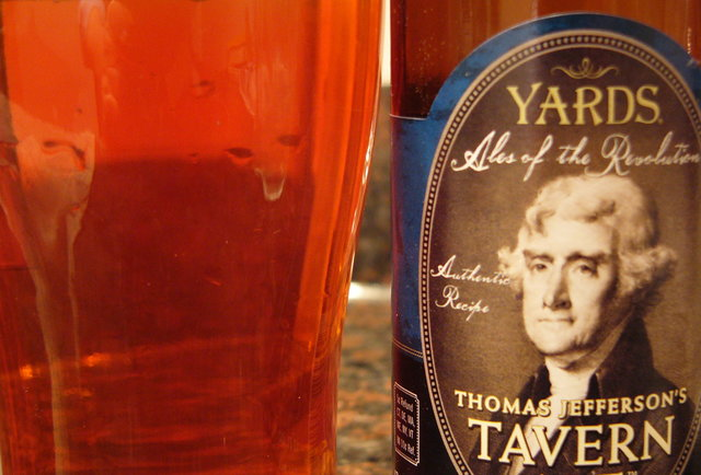 Thomas Jefferson's Tavern Ale