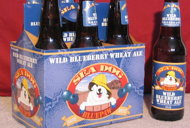Seadog WildBlueberry Wheat Ale