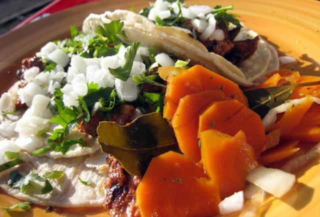 Fish Tacos at La Bonita
