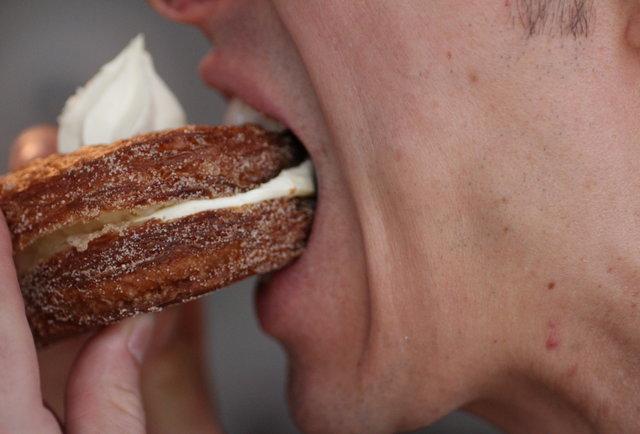 DK's Donuts LA Cronut