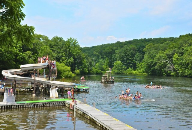 Places To Swim In Washington Dc Thrillist Washington Dc