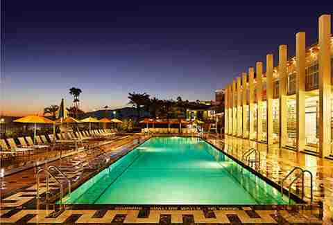 Inexpensive Hotels In Santa Monica Ca