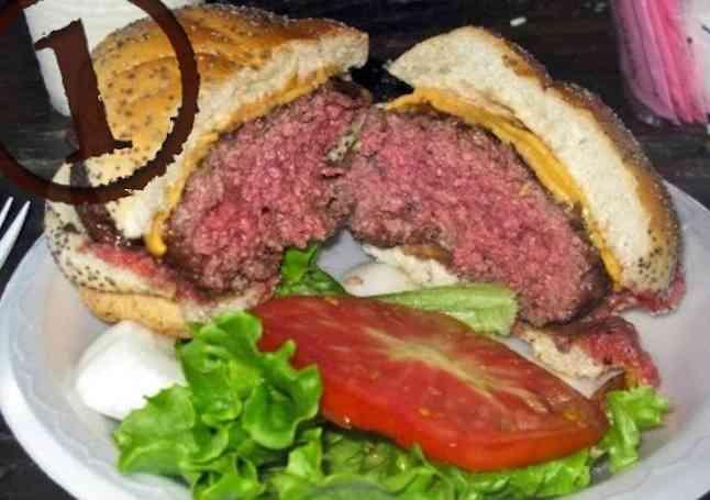 The Sirloin Burger