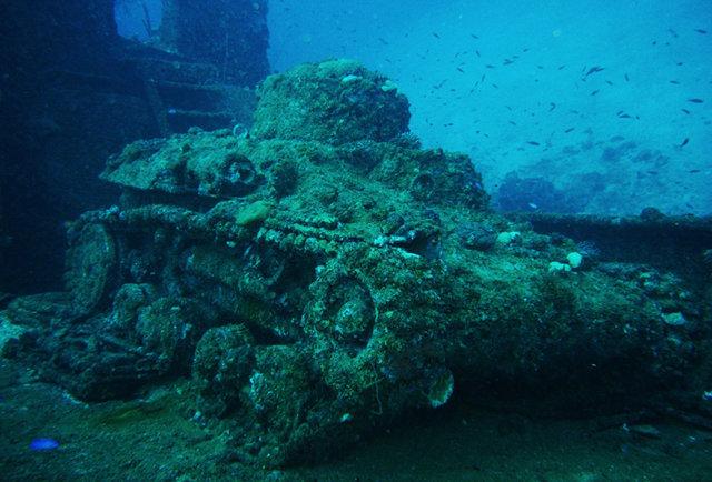 Under The Sea - Underwater Restaurant, Sculpture Park and ...