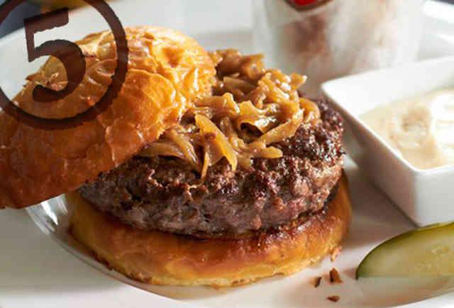 slagel farm beef burger owen and engine chicago
