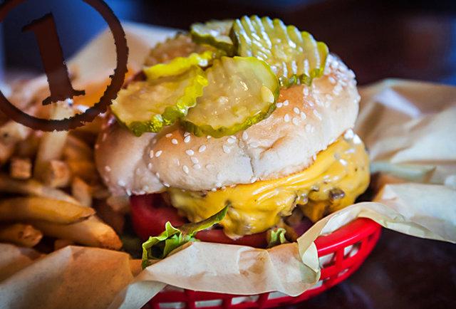 rocky's crown pub burger san diego