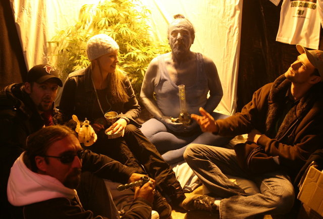 High Times Cannabis Cup in Amsterdam