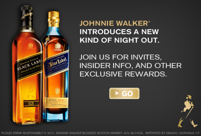 The Johnnie Walker House of Walker