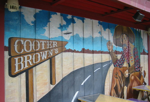 Cooter Brown's New Orleans pub craft beer