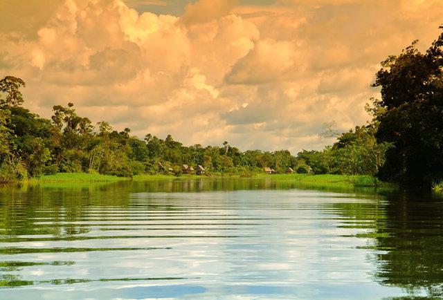M/V Aqua Amazon River