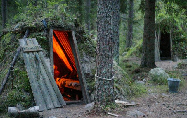 margareta cabin in sweden