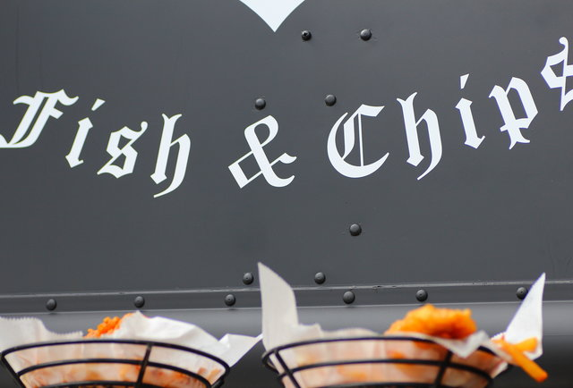 Anchor Fish & Chips Truck