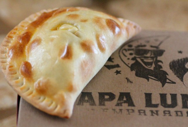 All empanadas, all the time