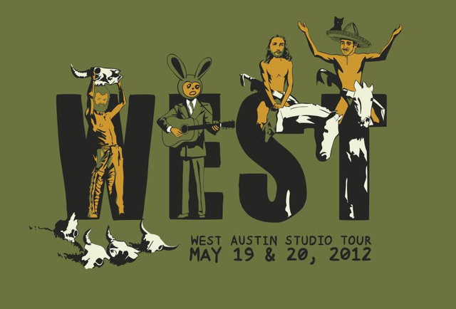 West Austin Studio Tour