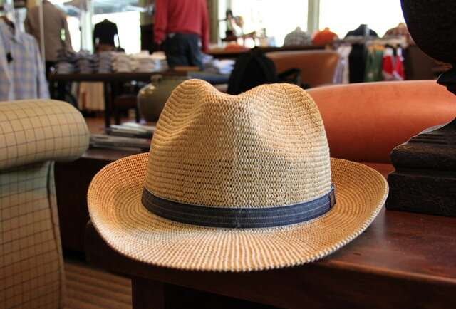 Bailey's Straw Hat