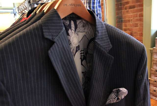 Robert Graham Anchorage Sport Coat