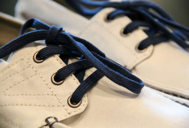 Tretorn Otto Canvas Boat Shoes