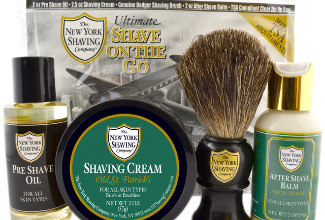 Give Dad The Gift Of A Great Shave
