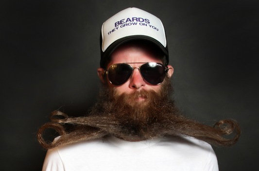 The Los Angeles Beard and Mustache Competition