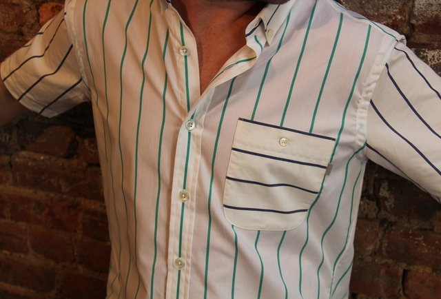 Patrick Ervell Striped Shirt