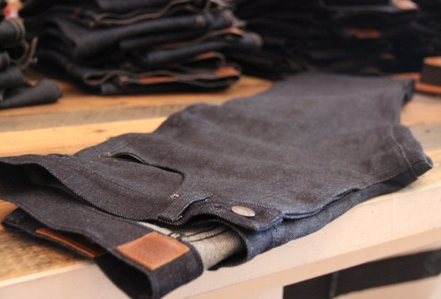 Kurabo Indigo Denim