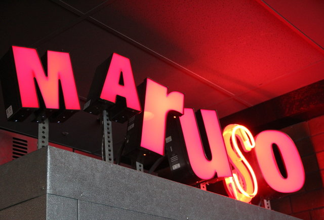 Maruso Street Food & Bar