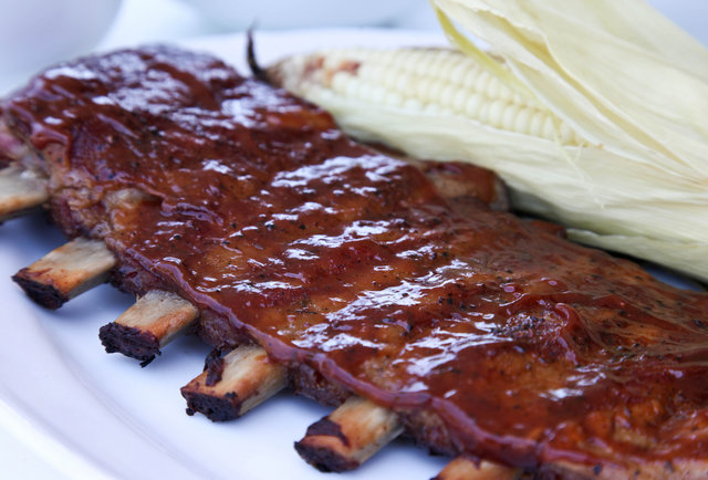 Chris Brill's Perfect Ribs