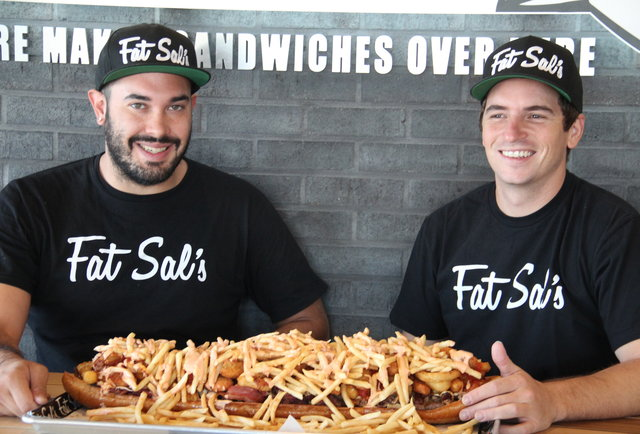 The Big Fat Fatty, Fat Sal's