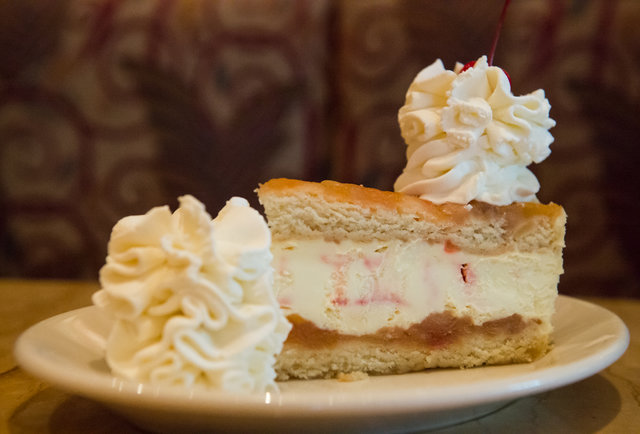 Cheesecake Factory Pineapple Upside-Down Cake