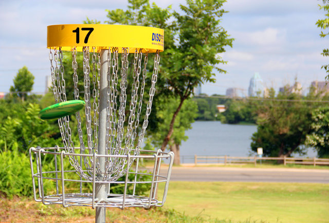 Roy G. Guerrero Disc Golf Course