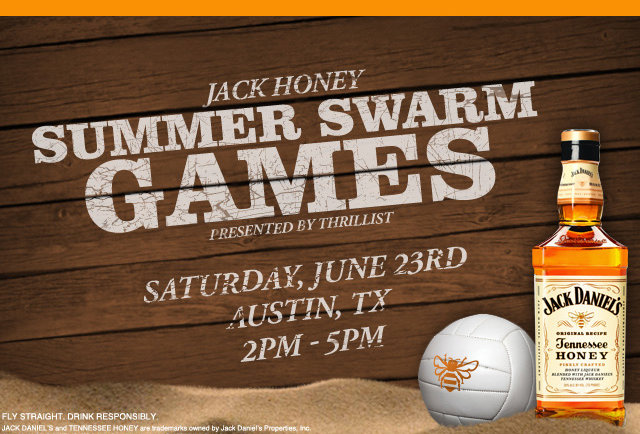 Jack Honey Summer Swarm Games