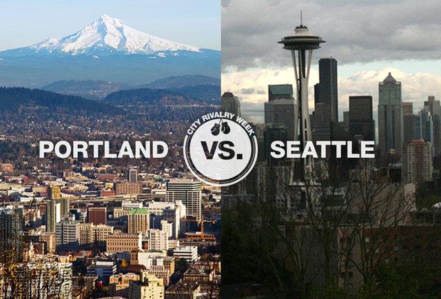 Portland vs san francisco dating